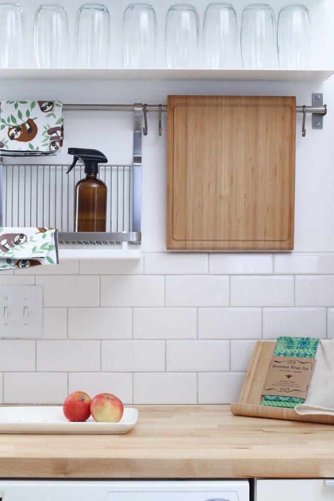 nettoyer meubles cuisine