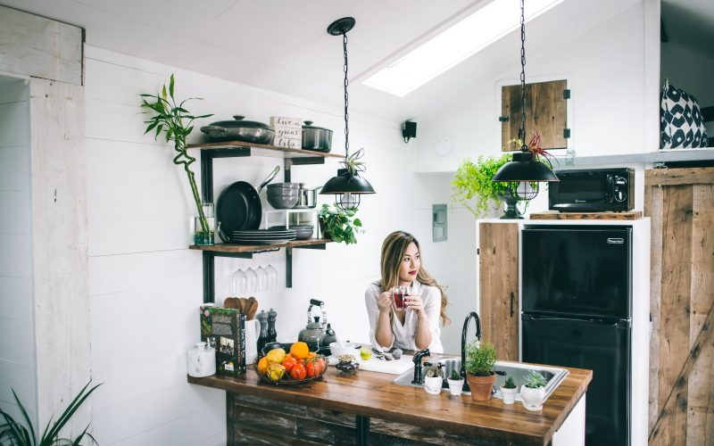 aménagement cuisine petite surface